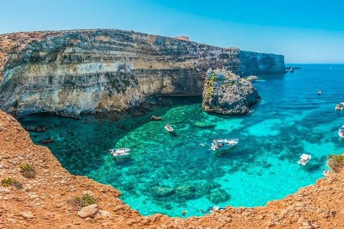 Private Boat Trip, Charter, Tour Malta, Comino, Gozo, Blue lagoon T2