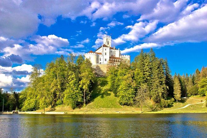 Varaždin and Trakošćan Castle Private Tour from Zagreb