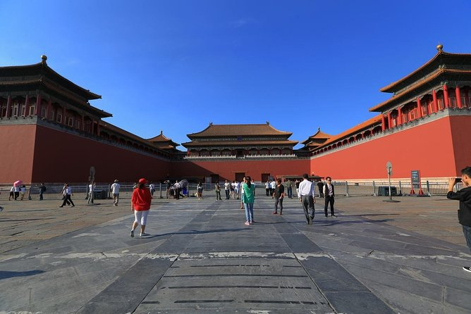 3-Day Private tour to Beijing and Tianjin from Tianjin Cruise Port