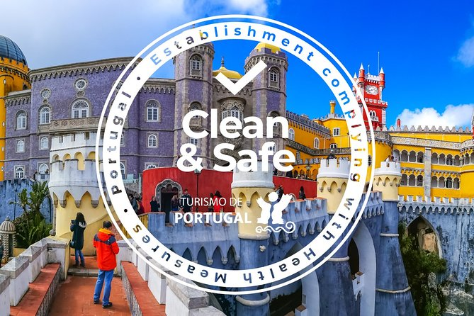 Sintra Private Tour from Algarve - Pena Palace tickets included