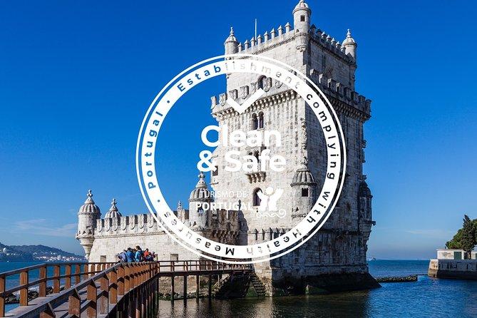 Lisbon Private Tour From Algarve (Full Day)