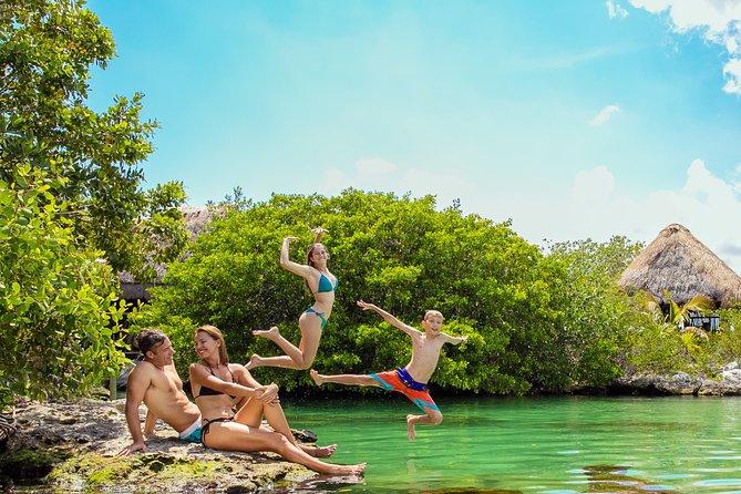 Tulum - Yalku & Cenote by Coba Sunset