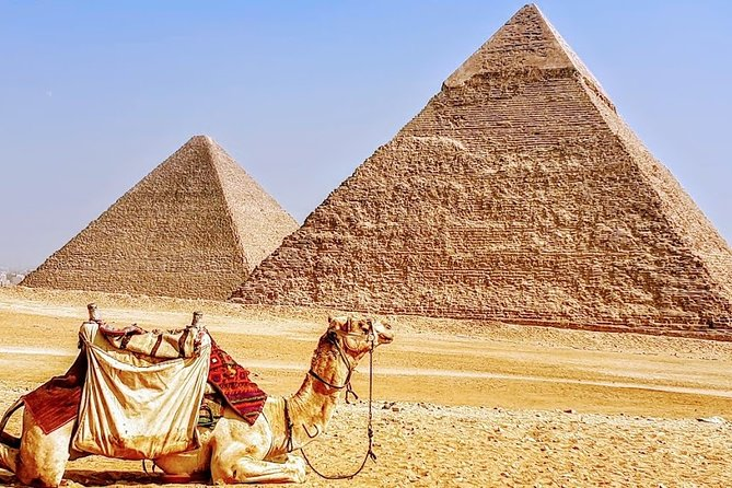 Private day trip to Cairo from Hurghada