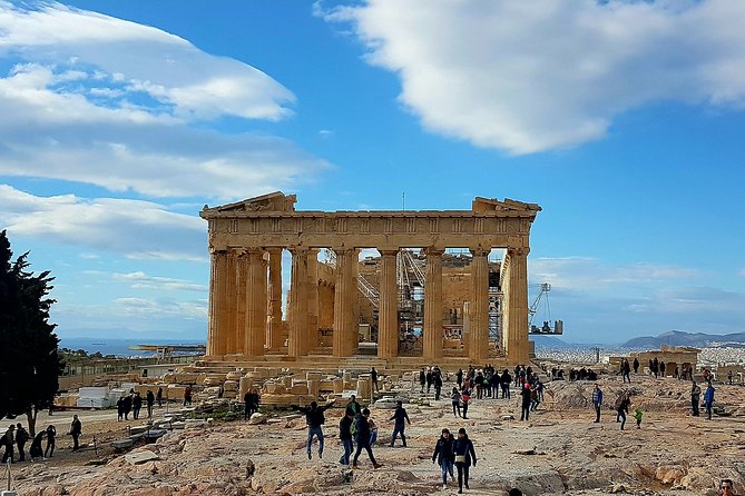 Half-Day Private Tour in Athens Top Sights
