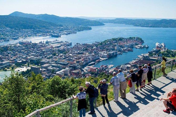 Day tour from Flåm to Bergen - incl Flåm Railway & Voss Gondol