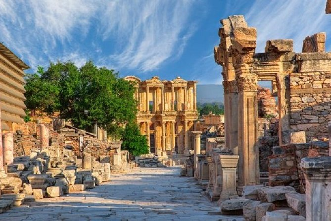 3 Days Ephesus, Pamukkale, Priene, Miletus and Didyma Tour from Istanbul