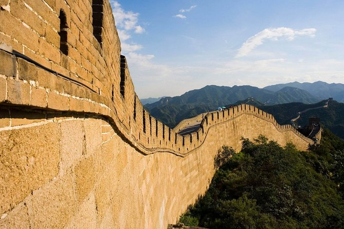 Mutianyu Great Wall Trip with English Speaking Driver from Tianjin Cruise Port