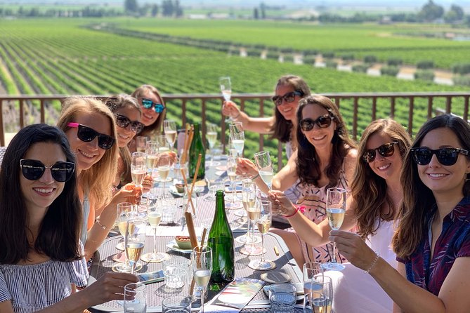 Private Wine Tour of Sonoma & Napa Valley from San Francisco