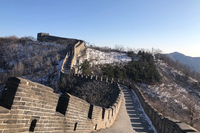 Private Tour of the Great Wall and Ming Tombs from Beijing