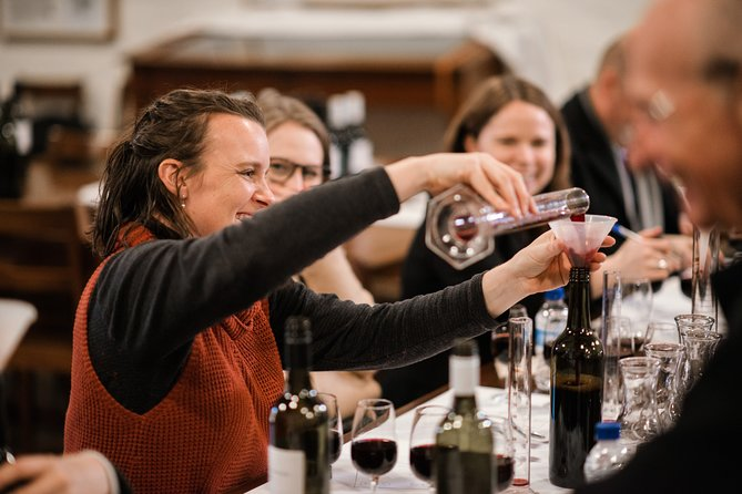 Winemaking Experience with Wine Ambassador at Tahbilk Winery