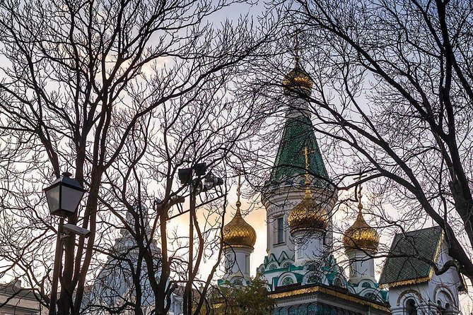 Explore Sofia with double-decker bus