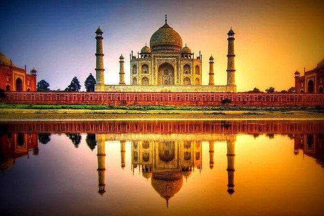 3 Day Golden Triangle Tour{Taj Mahal Tour at Sunrise}