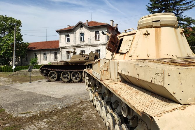 Tour in the Museum of Combat Glory + ticket