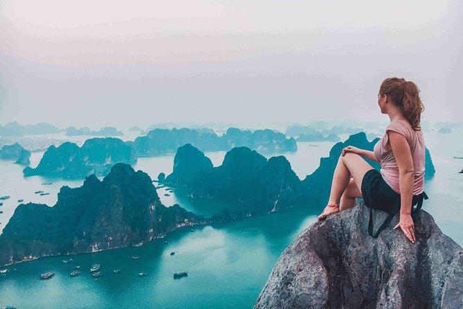 5-day Hanoi – Hoa Lu – Tam Coc – Halong Bay