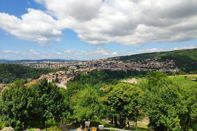 Privétour van een hele dag naar Veliko Tarnovo en Arbanassi vanuit Sofia
