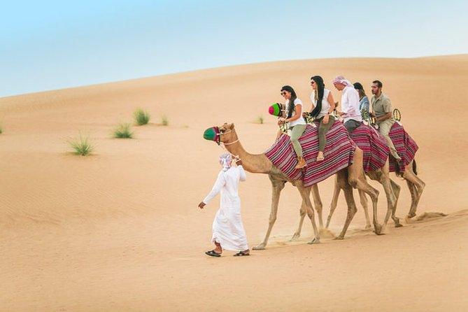 Evening Red Dunes Desert Safari With 20 Minutes Camel Ride