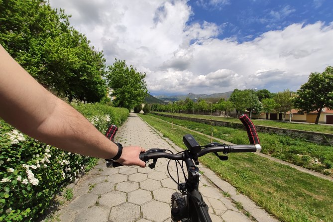 Private Sofia City Tour by Bike