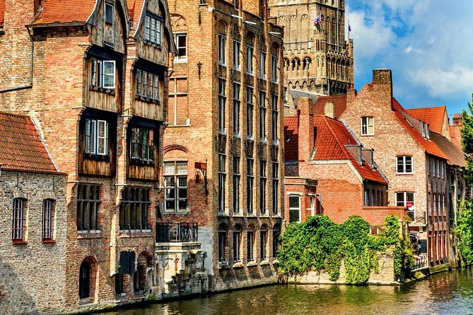 Private Brugge & Ghent Full-day Tour from Paris with Beer Tasting