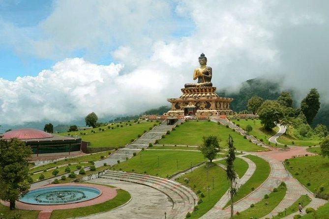 Namchi Chardham Tour From Gangtok