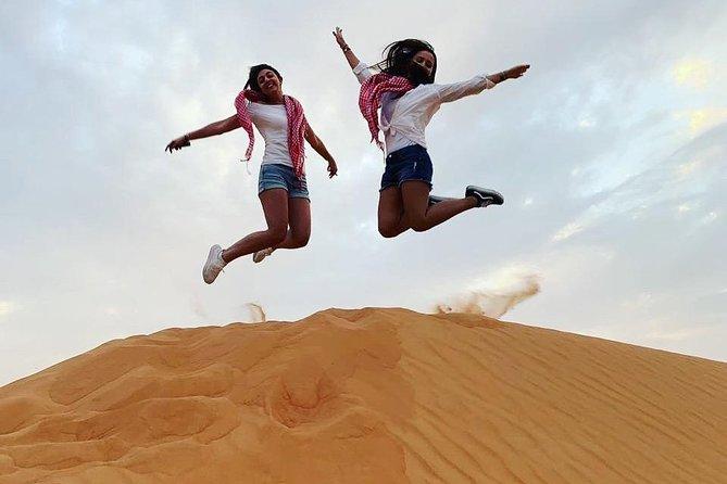 Morning Desert Safari With 20 Minutes Camel Ride