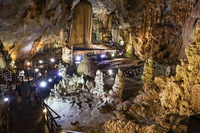 1-day Discover Paradise Cave from Hue
