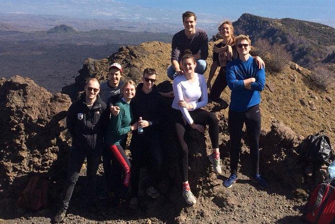 Private Etna Half Day Tour
