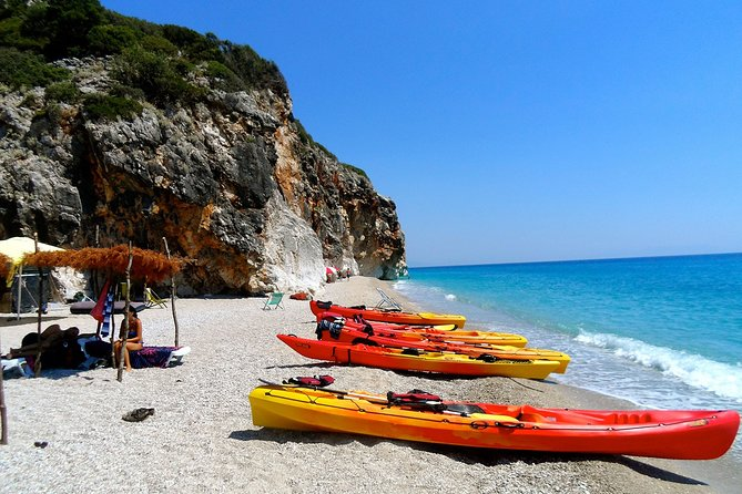 5-Day Tour of Beach and Kayaking from Tirana