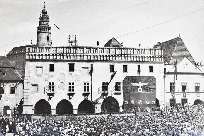 Český Krumlov 20th century tour