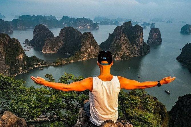 6-day Hanoi Ninh Binh Halong Bay overnight on cruise