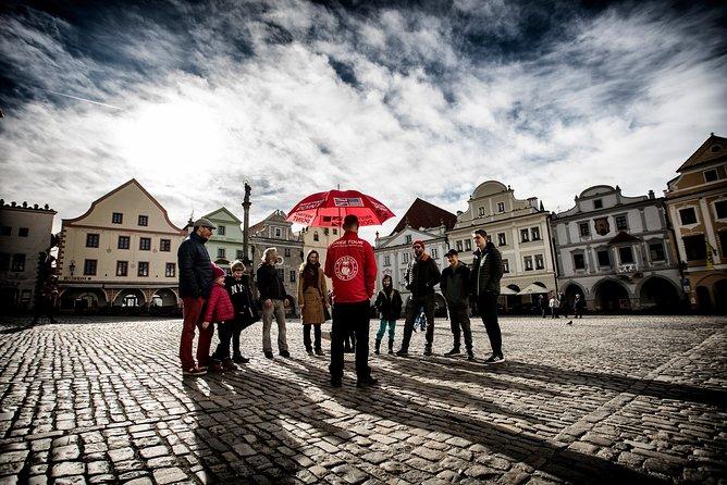 Český Krumlov Private Walking Tour