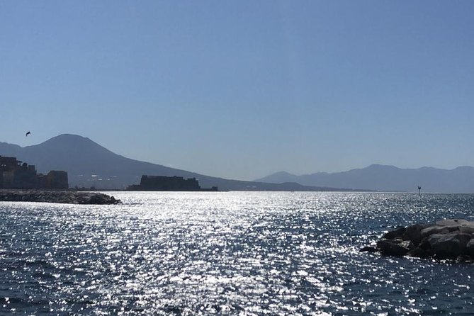 Naples by Sea: Full-day Private Gozzo Boat Tour