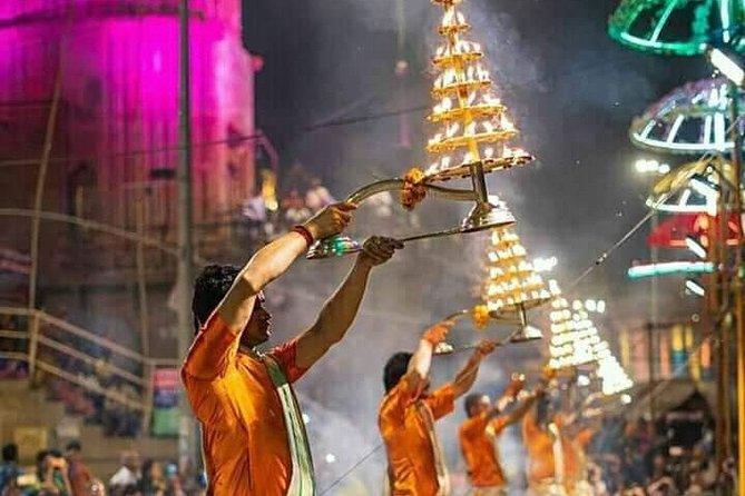 Overnight Varanasi City Tour with Sarnath