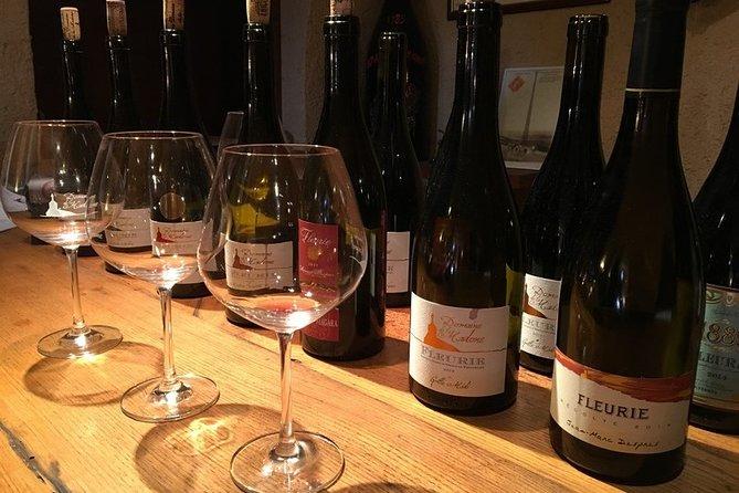 Beaujolais Wines & Castles - Private Tour - Half Day