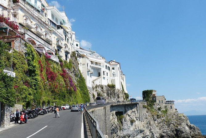 Private 4 days Route in Campania Region from Naples with Hotel pick-up