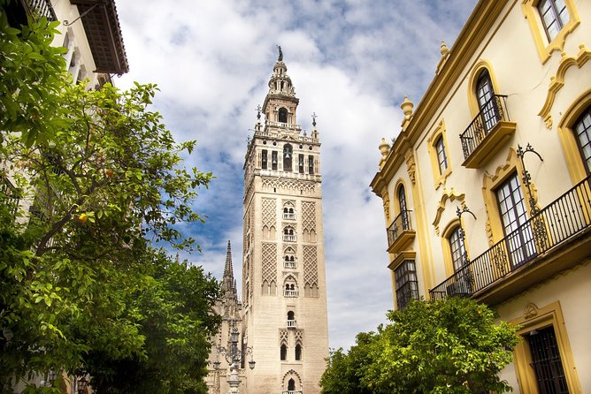 Private Tour to Seville's Cathedral