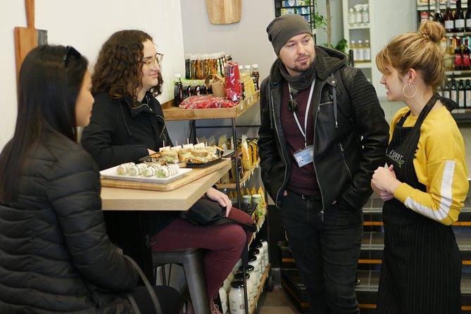 Sites and Vegan Bites Food Walking Tour in Zagreb