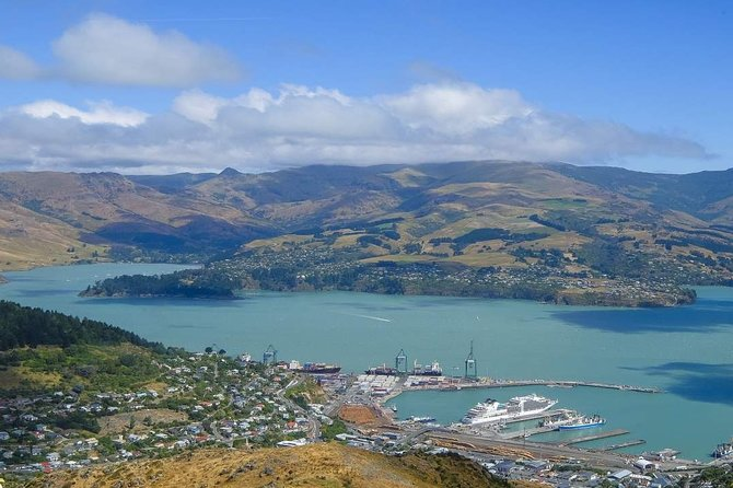 Christchurch Highlights Tour with Gondola Ride by Car