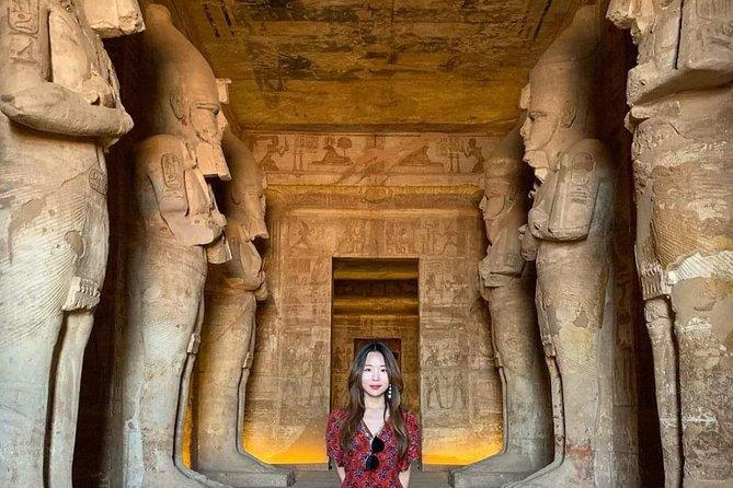 Trip to Abu Simbel by Coach
