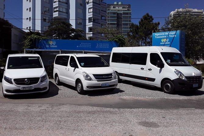 Arrival transfer Punta del Este Airport / Accommodation Punta del Este