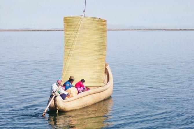 2-Day Tour Lake Titicaca: Uros Floating Islands, Amantani Island & Taquile Island
