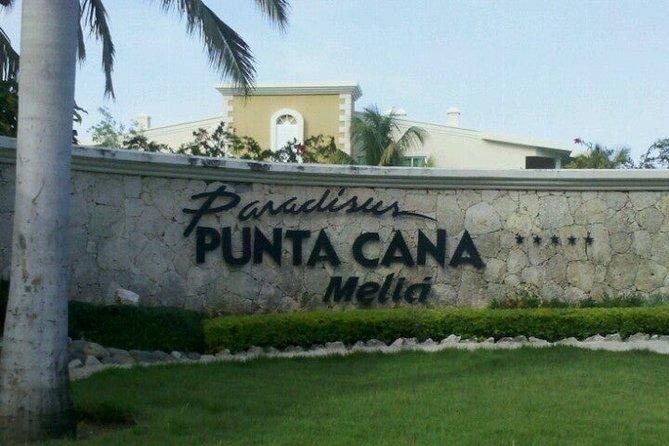 Punta Cana (PUJ) to PARADISUS PUNTA CANA RESORT ROUND TRIP