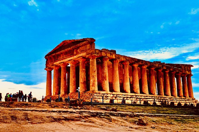 Private AGRIGENTO Valley of Temples Tour -with Local Guide- starts from Palermo