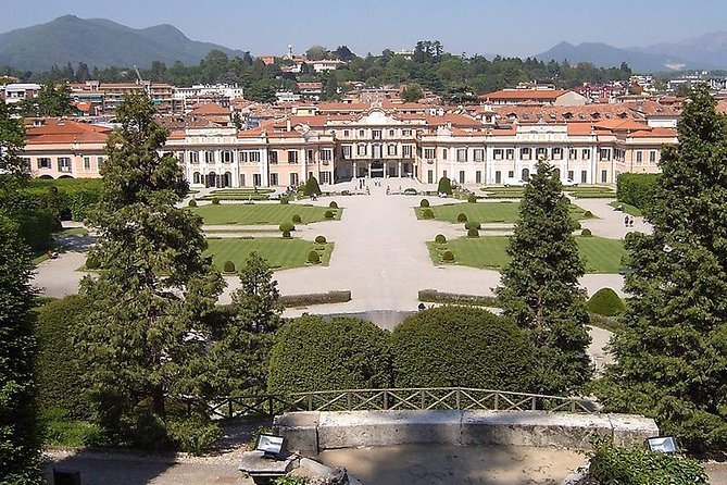 Varese & Holy Mountain private guided tour