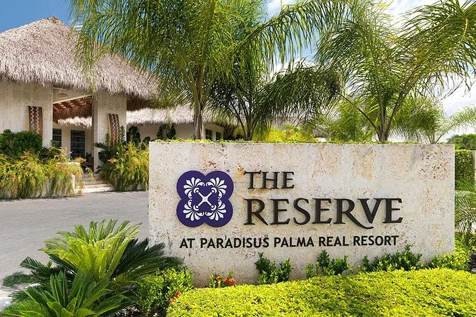Punta Cana (PUJ) to THE RESERVE BEACH AT PARADISUS PALMA REAL ROUND TRIP