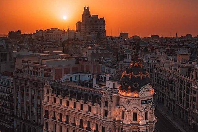 Monumental Madrid Tour
