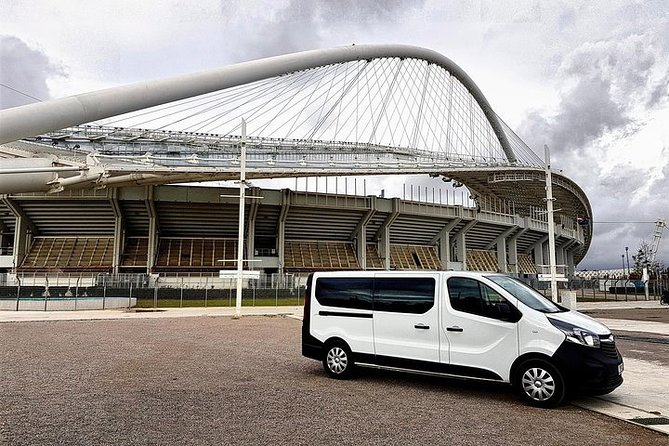 Athens Airport Transfer (ATH) by miniVan 1 - 4 persons