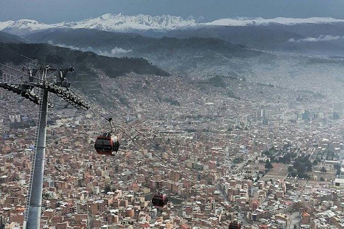Private Half Day Tour of La Paz
