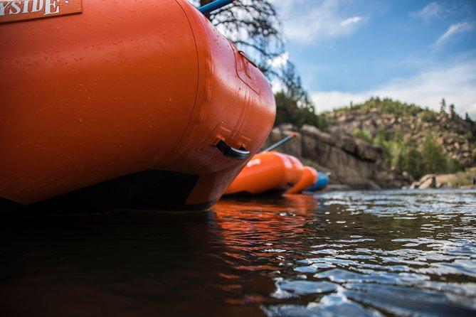 Customized Overnight Rafting Trip