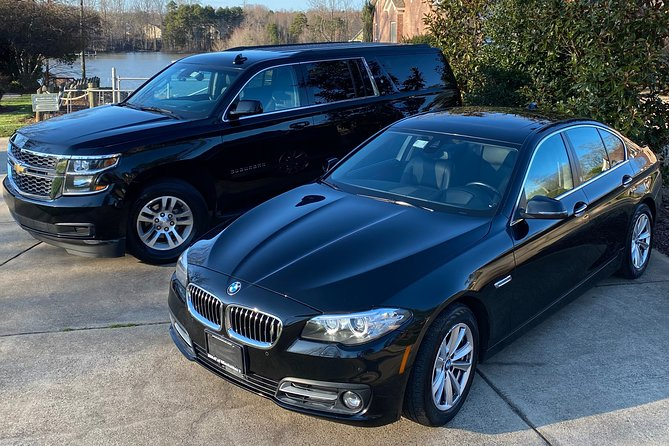 Private Luxury Car Transfer NYC Airport (JFK LGA EWR) to (or from) Manhattan