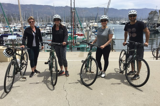 Santa Barbara History and Architecture Bike Tour